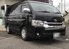 トヨタ 200系ハイエース ツインモニター☆兵庫・神戸・姫路・加古川・明石