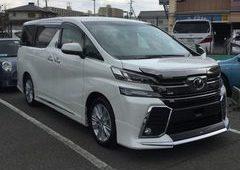 トヨタ ヴェルファイア VIPERカーセキュリティー取付 神戸市・姫路・加古川・明石