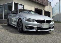 BMW F36/435i 4シリーズGranCoupe カーボン加工☆兵庫県神戸市・姫路・加古川・明石