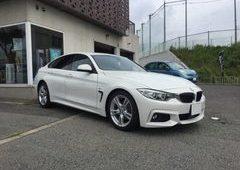 【 あっという間に4月ですよ 】BMW 4シリーズグランクーペ F36 BMW専用トレードインスピーカーFOCALフォーカルスピーカー♪兵庫県神戸市・明石・加古川・姫路