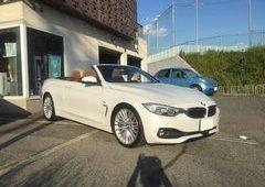 【 駆け抜ける歓び 】BMW F33 4シリーズカブリオレ SMART TOP スマートトップ走行中ルーフ開閉可能♪兵庫県神戸市・明石・加古川・姫路