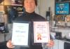 【 祝!受賞 】2019年度 全国 第10位 兵庫県で1位 Grgoカーセキュリティ販売施工実績受賞♪